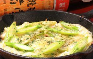天神の居酒屋「かりん」の旬野菜を使ったおすすめメニュー